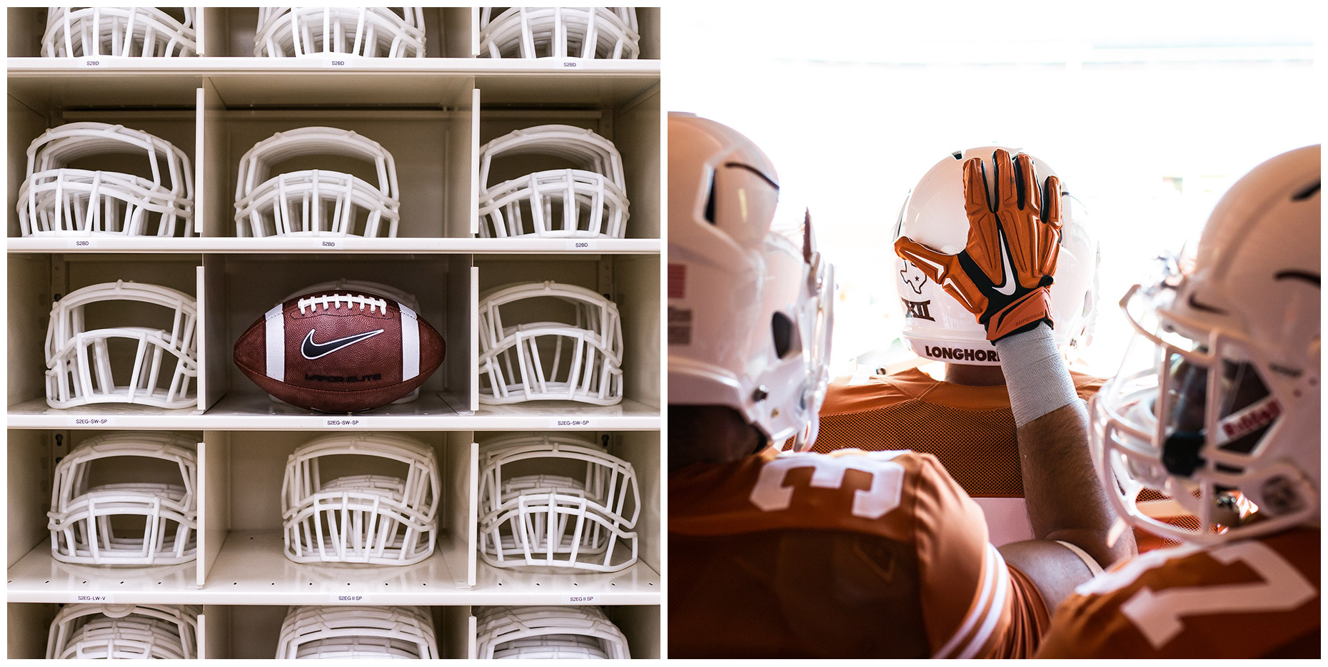 Texas Longhorns | Project for Nike Digital