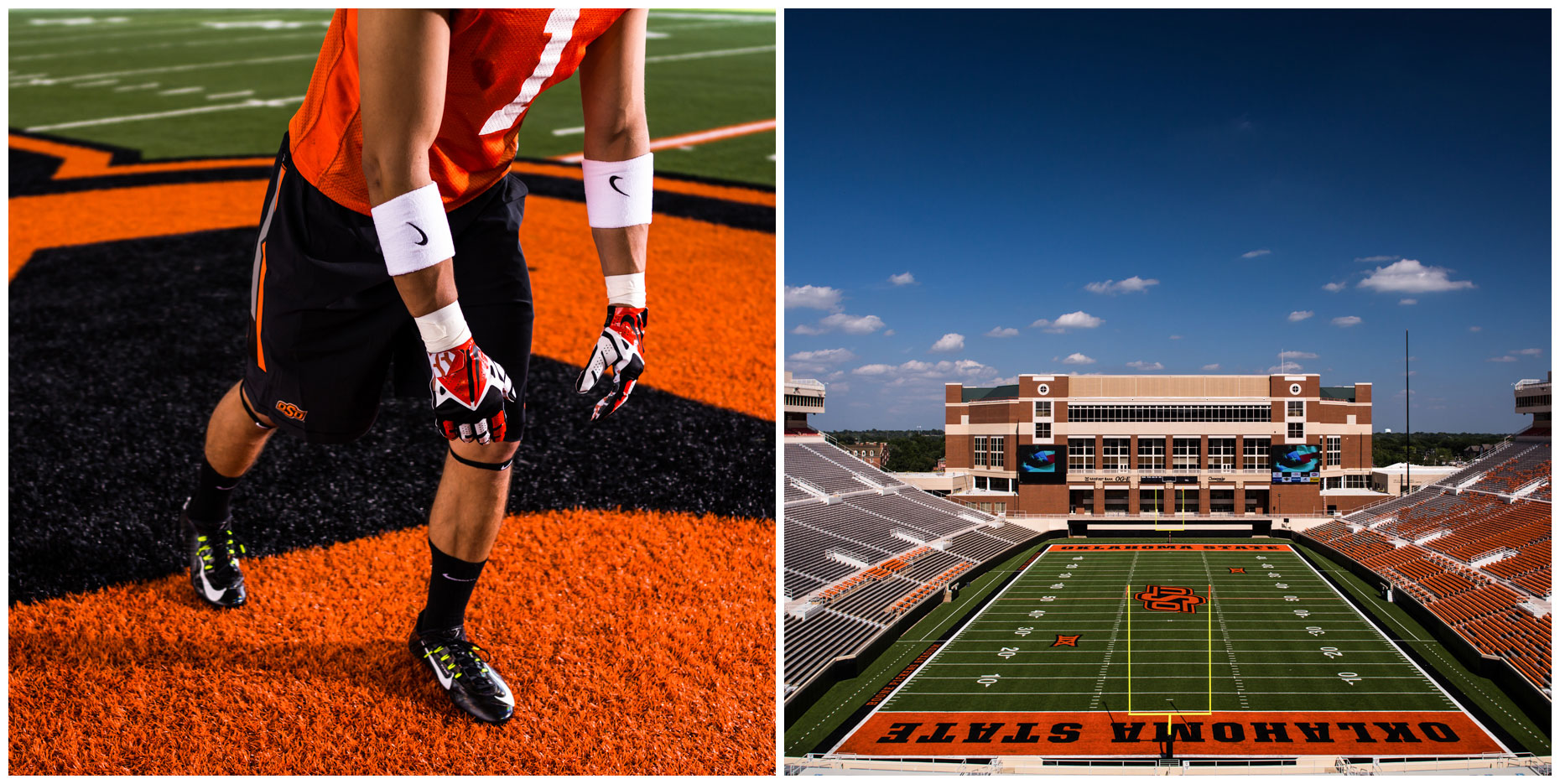Oklahoma State Cowboys | Project for Nike Digital