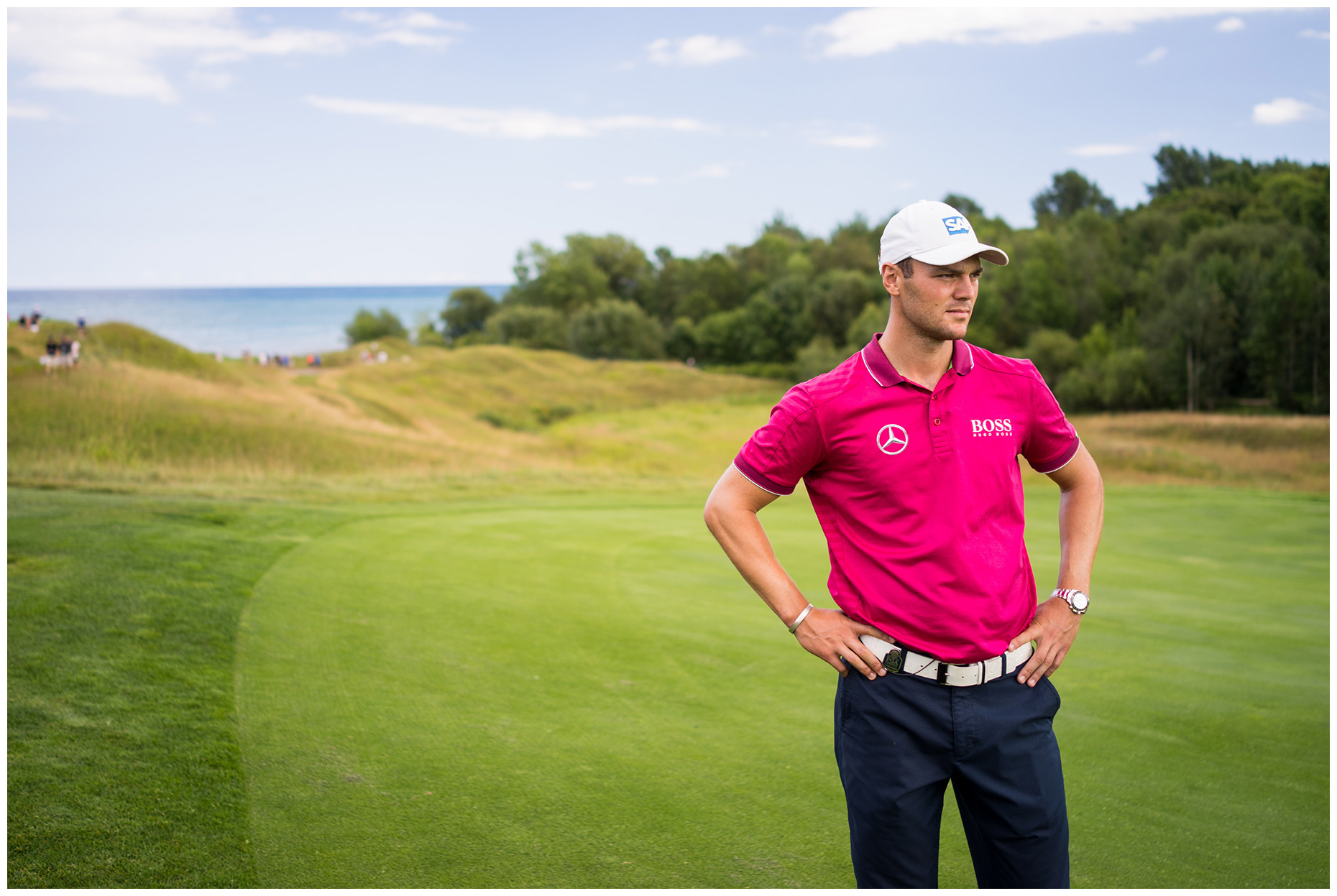 Martin Kaymer for Mercedes-Benz