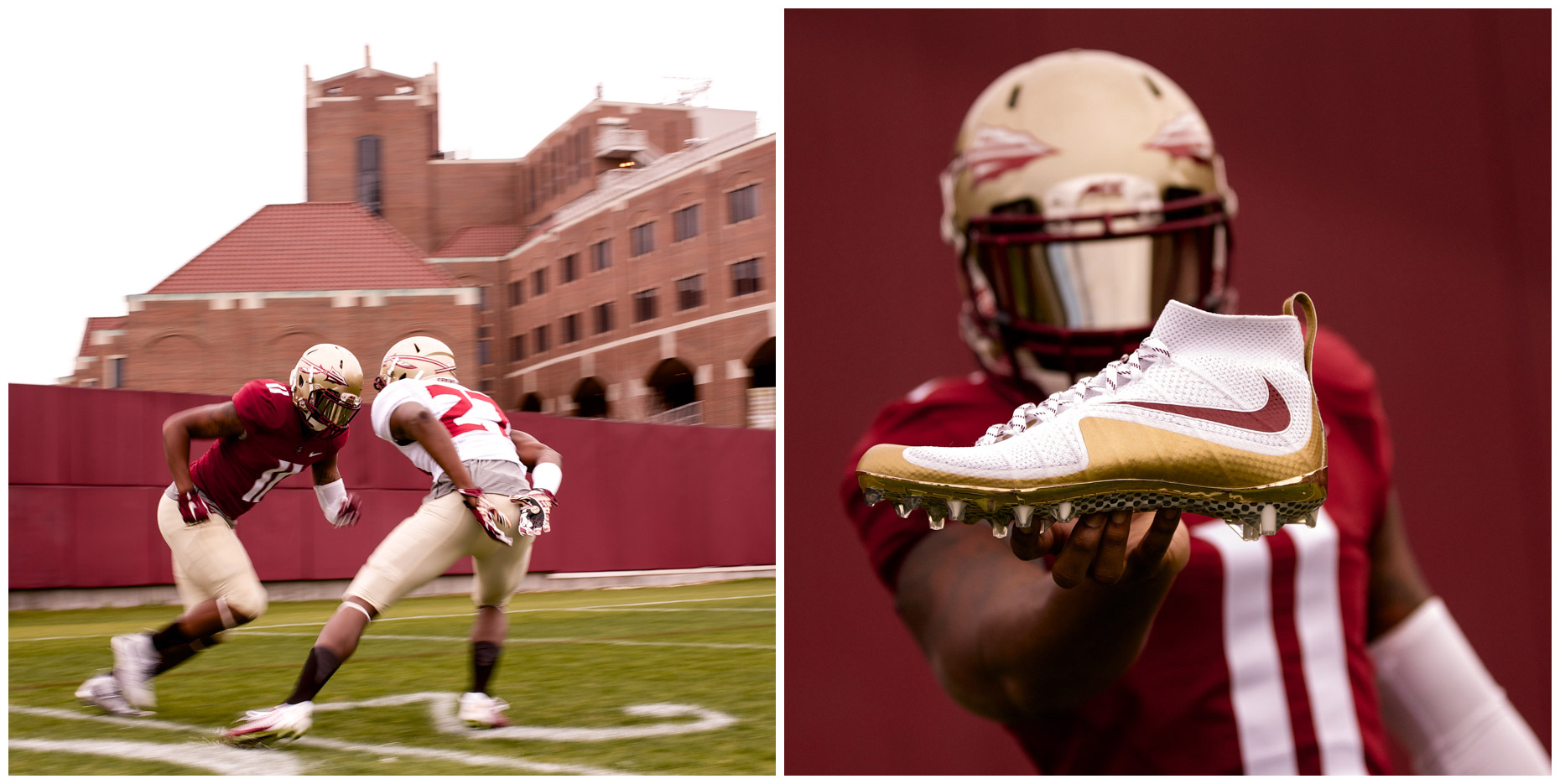 Florida State Seminoles | Project for Nike Digital