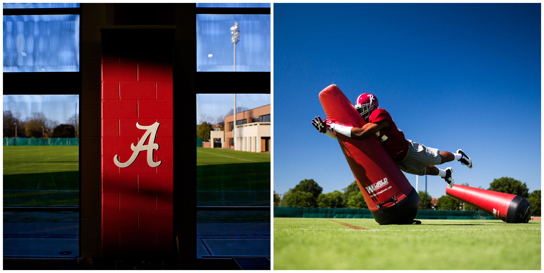 Alabama Crimson Tide | Project for Nike Digital