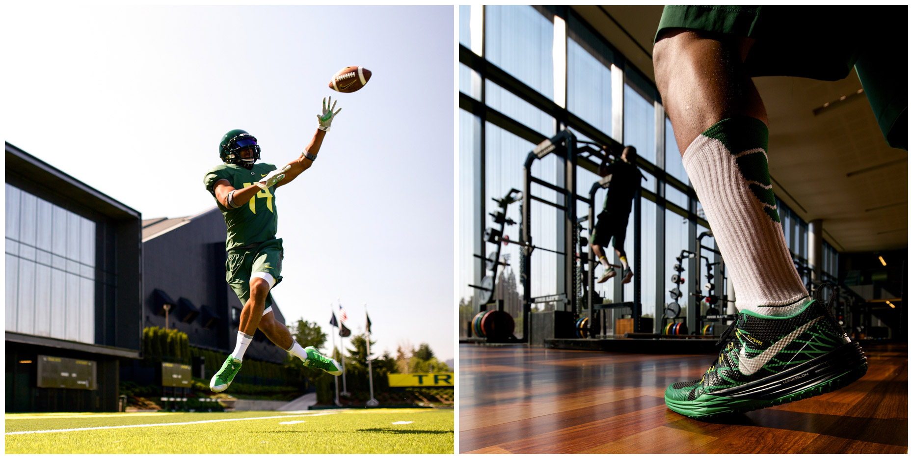 Oregon Ducks | Project for Nike Digital
