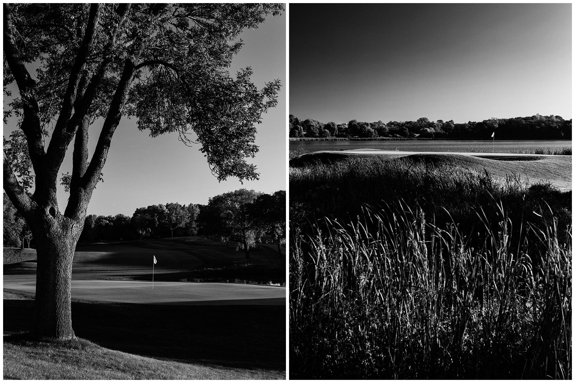 Hazeltine National GC in Chaska, MN