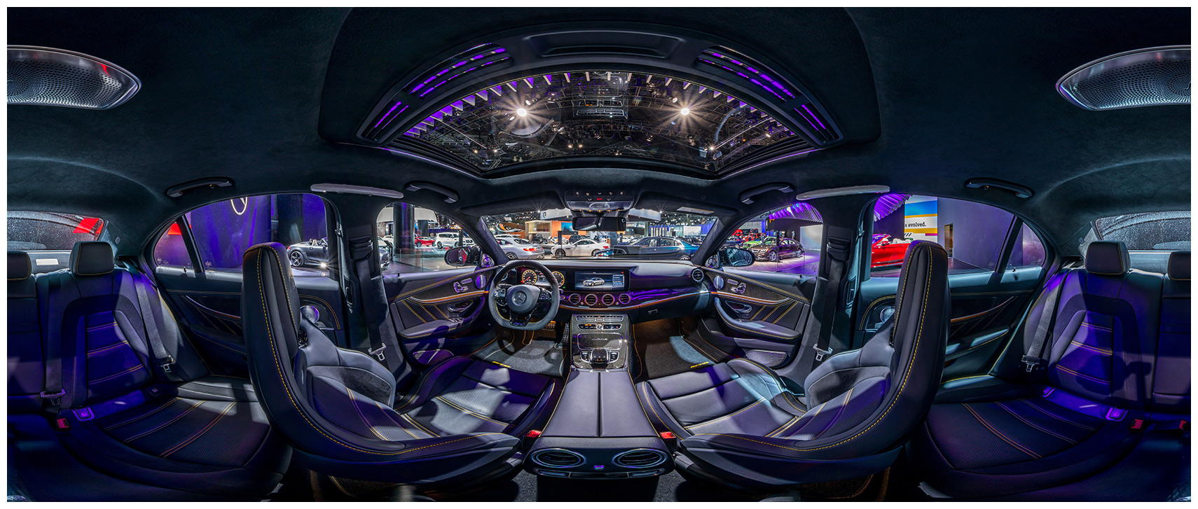 mercedes-benz-E63-interior-360-panoramic