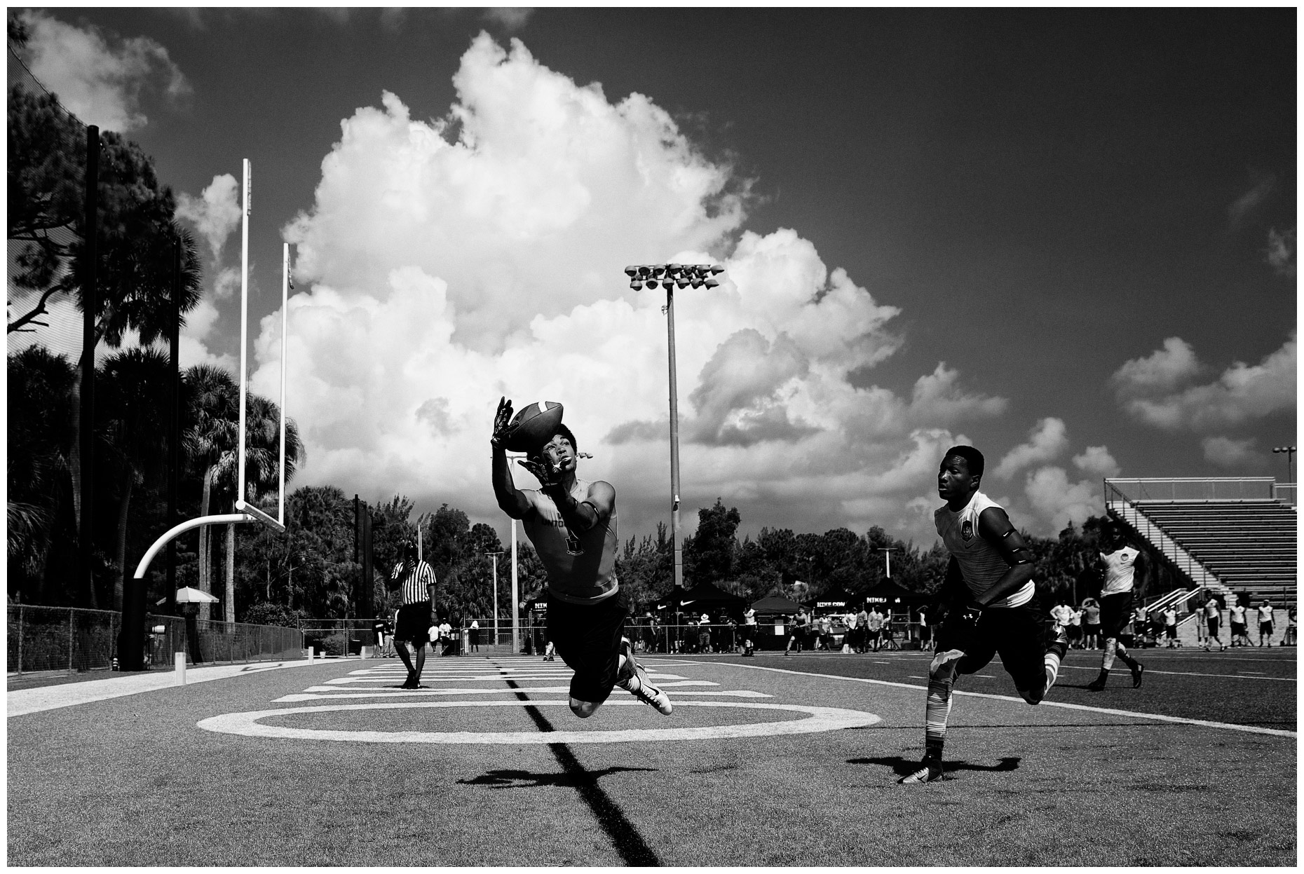 The Opening Team Games Miami for Nike Football