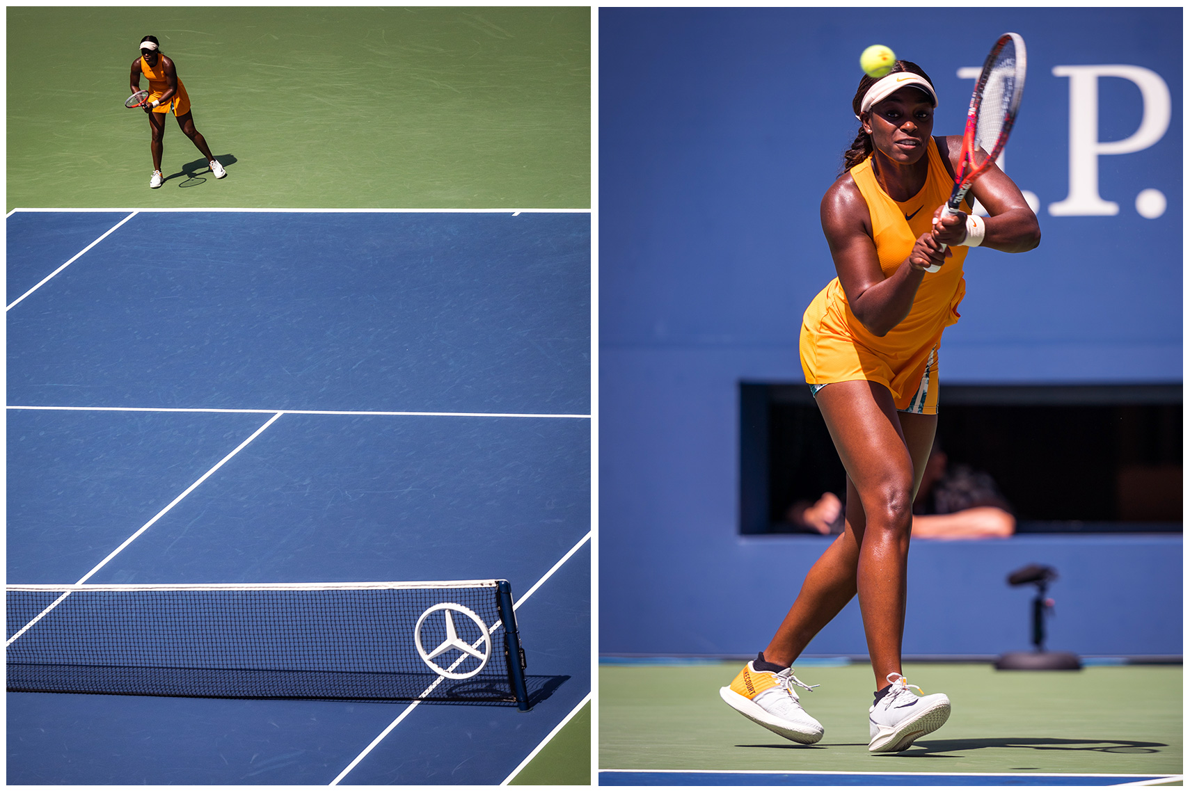 sloane-stephens-action-d-us-open-tennis-mercedes-benz-ambassador