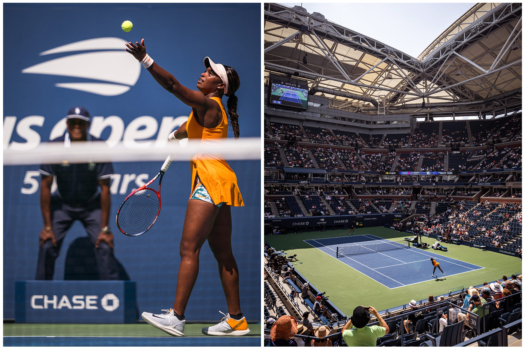 sloane-stephens-action-us-open-tennis-mercedes-benz-ambassador