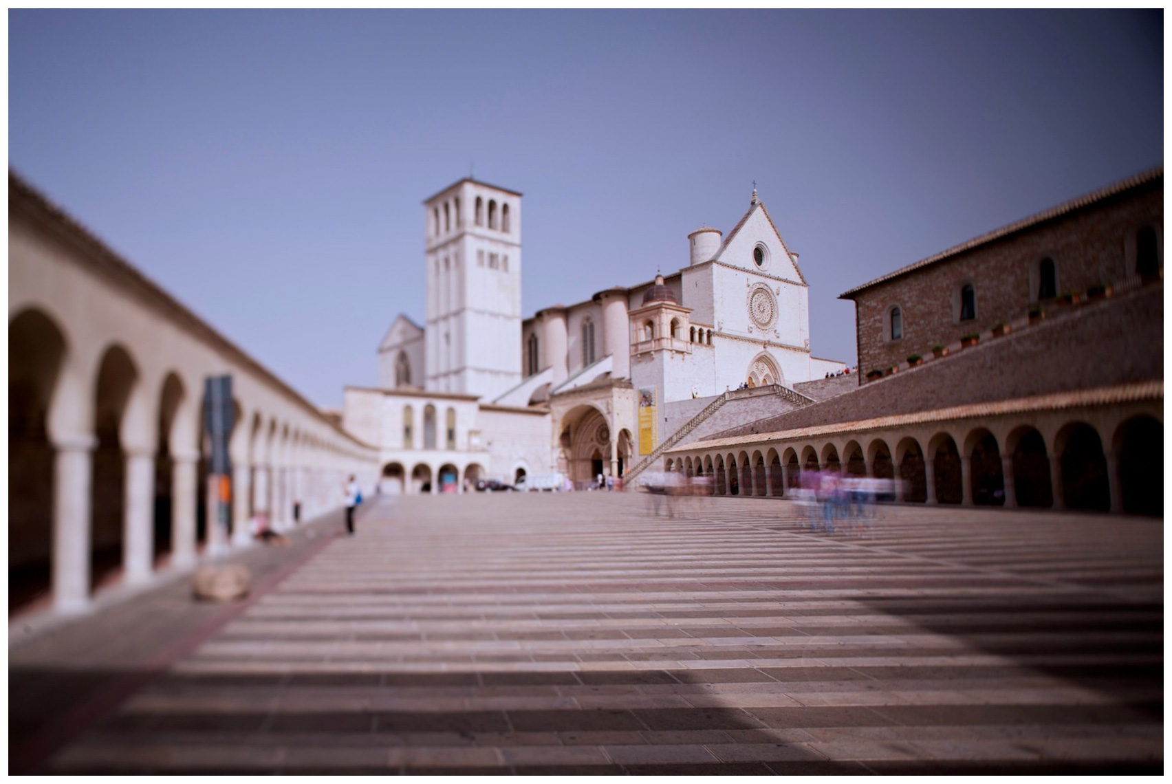 Basilica di San Francesco, in Assisi